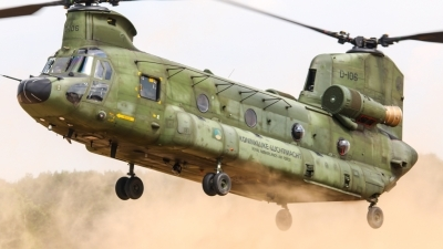 Photo ID 179145 by Rick van Engelen. Netherlands Air Force Boeing Vertol CH 47D Chinook, D 106
