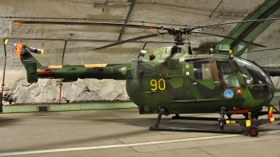 Photo ID 179140 by Stephan Franke - Fighter-Wings. Sweden Army MBB Bo 105CB 3 Hkp9A, 09221
