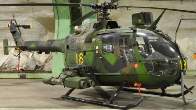 Photo ID 179141 by Stephan Franke - Fighter-Wings. Sweden Army MBB Bo 105CB 3 Hkp9A, 09218