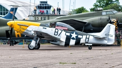 Photo ID 179295 by Pedro Castellano García. Private Old Flying Machine Company North American P 51D Mustang, G BTCD
