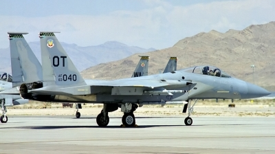 Photo ID 179292 by Arie van Groen. USA Air Force McDonnell Douglas F 15C Eagle, 83 0040