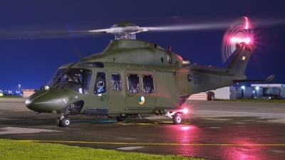 Photo ID 179350 by Niall Grant. Ireland Air Force Agusta Westland AW139, 275
