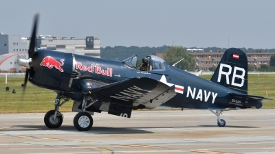 Photo ID 179374 by Peter Terlouw. Private Red Bull Vought F4U 4 Corsair, OE EAS