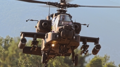 Photo ID 179396 by Kostas Tsipas. Greece Army Boeing AH 64DHA Apache Longbow, ES1026