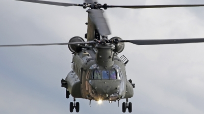 Photo ID 179452 by Fernando Sousa. UK Air Force Boeing Vertol Chinook HC2 CH 47D, ZA714