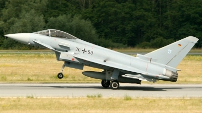 Photo ID 179550 by Lukas Könnig. Germany Air Force Eurofighter EF 2000 Typhoon S, 30 50