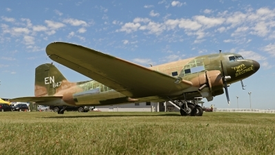 Photo ID 180170 by David F. Brown. Private Commemorative Air Force Douglas C 47A Skytrain, 42 92847