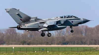 Photo ID 179597 by Jan Eenling. UK Air Force Panavia Tornado GR4, ZA462