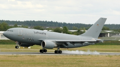 Photo ID 179695 by Lukas Könnig. Germany Air Force Airbus A310 304MRTT, 10 24