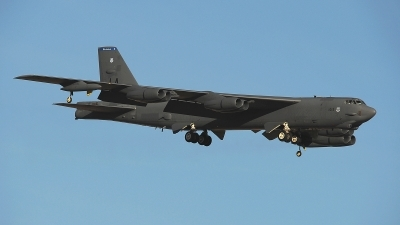 Photo ID 179630 by Peter Boschert. USA Air Force Boeing B 52H Stratofortress, 61 0013