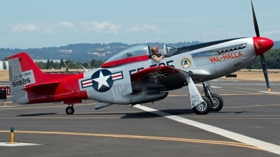 Photo ID 179673 by Alex Jossi. Private Heritage Flight Museum North American P 51D Mustang, N151AF