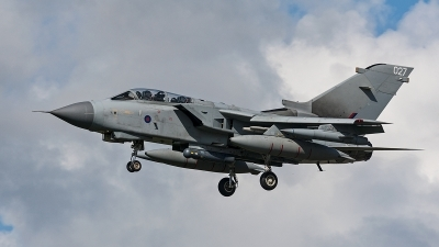 Photo ID 179747 by Jan Eenling. UK Air Force Panavia Tornado GR4, ZA462