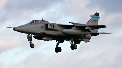 Photo ID 179850 by Jan Eenling. UK Air Force Sepecat Jaguar GR3A, XZ103