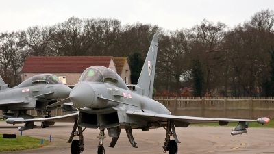 Photo ID 180146 by Jan Eenling. UK Air Force Eurofighter Typhoon T1, ZJ805