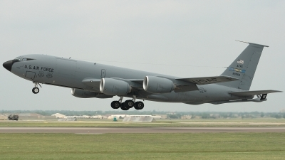 Photo ID 21754 by Jaysen F. Snow - Midwest Tail Chasers. USA Air Force Boeing KC 135R Stratotanker 717 148, 58 0066