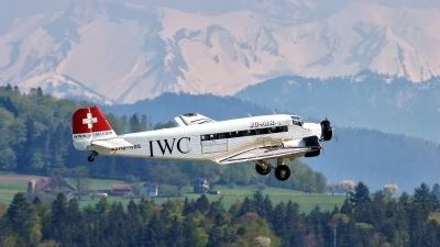 Photo ID 180931 by Sven Zimmermann. Private Ju Air Junkers Ju 52 3M, HB HOS