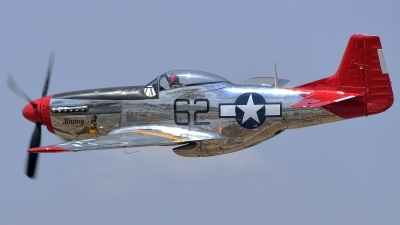 Photo ID 180037 by W.A.Kazior. Private Palm Springs Air Museum North American P 51D Mustang, N151BP