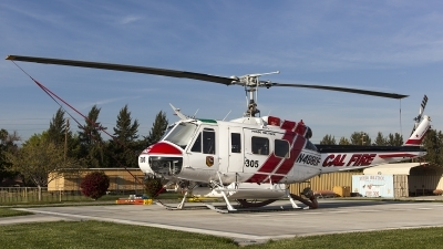 Photo ID 180068 by Thomas Ziegler - Aviation-Media. USA United States Forest Service Bell UH 1H Iroquois 205, N488DF