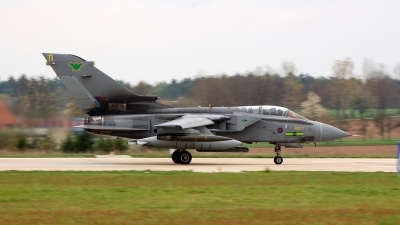 Photo ID 21782 by Matus Haladik. UK Air Force Panavia Tornado GR4, ZD848