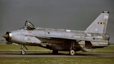 Photo ID 180137 by Alex Staruszkiewicz. UK Air Force English Electric Lightning F6, XR726