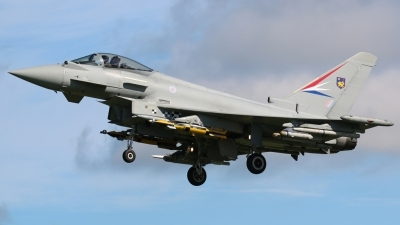 Photo ID 180150 by Ian Nightingale. Company Owned BAE Systems Eurofighter Typhoon FGR4, ZJ938