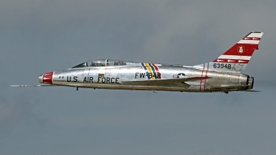 Photo ID 180187 by David F. Brown. Private Global Aerospace Inc North American F 100F Super Sabre, N2011V