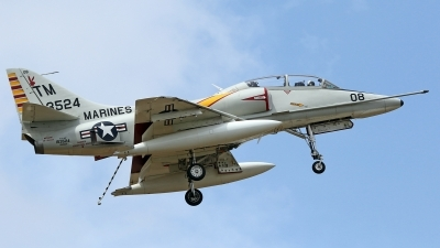 Photo ID 180175 by David F. Brown. Private Collings Foundation McDonnell Douglas TA 4F Skyhawk, N534CF