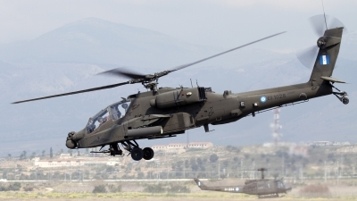 Photo ID 180198 by Kostas D. Pantios. Greece Army Boeing AH 64DHA Apache Longbow, ES1028