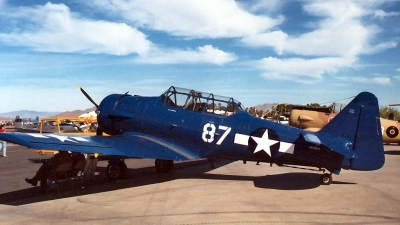 Photo ID 2339 by Ted Miley. Private Private North American SNJ 4 Texan, N5287N