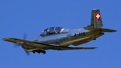 Photo ID 183847 by Sven Zimmermann. Private P 3 Flyers Pilatus P 3 05, HB RCH