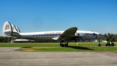 Photo ID 183855 by Alex Staruszkiewicz. Private Super Constellation Flyers Lockheed C 121C Super Constellation L 1049F, HB RSC