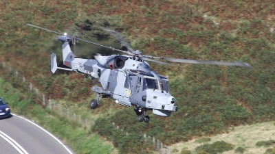 Photo ID 180337 by Paul Newbold. UK Navy Agusta Westland Wildcat HMA2, ZZ517