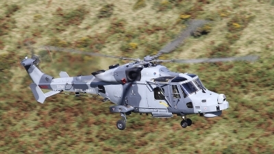 Photo ID 180760 by Paul Newbold. UK Navy Agusta Westland Wildcat HMA2, ZZ517