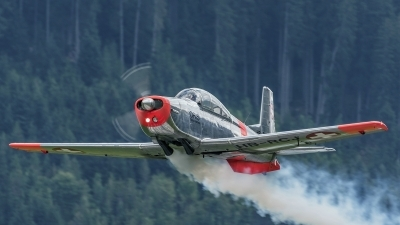 Photo ID 180328 by Martin Thoeni - Powerplanes. Private Private Pilatus P 3 05, HB RCJ