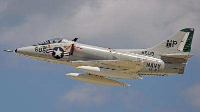 Photo ID 180388 by David F. Brown. Private Warbirds Heritage Foundation Douglas A 4C Skyhawk, N49WH