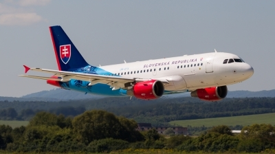 Photo ID 180369 by Andreas Zeitler - Flying-Wings. Slovakia Government Airbus A319 115CJ, OM BYA