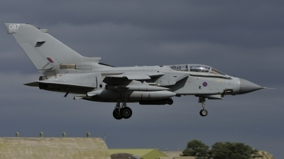 Photo ID 180405 by rinze de vries. UK Air Force Panavia Tornado GR4, ZD739