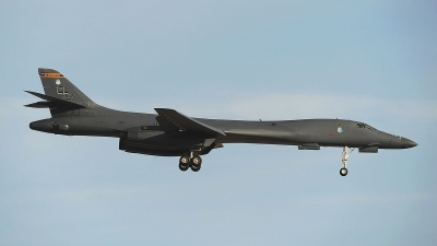 Photo ID 180416 by Peter Boschert. USA Air Force Rockwell B 1B Lancer, 85 0066