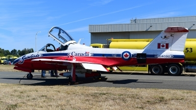 Photo ID 180438 by Lieuwe Hofstra. Canada Air Force Canadair CT 114 Tutor CL 41A, 114090