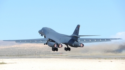 Photo ID 180549 by Peter Boschert. USA Air Force Rockwell B 1B Lancer, 86 0111