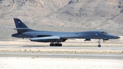 Photo ID 180453 by Peter Boschert. USA Air Force Rockwell B 1B Lancer, 86 0111