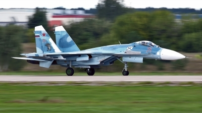 Photo ID 180595 by Sergey. Russia Navy Sukhoi Su 33,