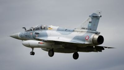 Photo ID 180532 by Joop de Groot. France Air Force Dassault Mirage 2000B, 523