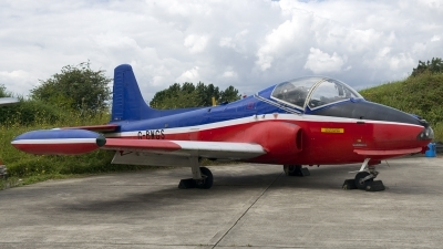 Photo ID 180598 by Joop de Groot. Private Private BAC Jet Provost T5A, G BWGS
