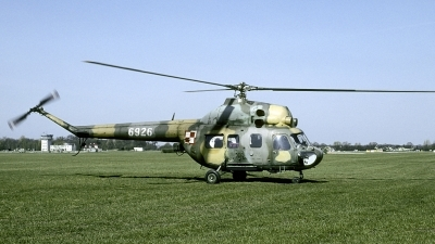 Photo ID 180633 by Marinus Dirk Tabak. Poland Army Mil Mi 2URP, 6926