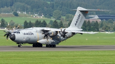 Photo ID 180700 by Lukas Kinneswenger. Company Owned Airbus Airbus A400M Atlas, EC 402
