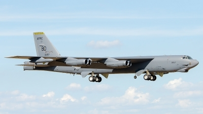 Photo ID 180825 by Brandon Thetford. USA Air Force Boeing B 52H Stratofortress, 60 0057