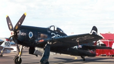 Photo ID 2346 by Ted Miley. Private Private Grumman F8F 2P Bearcat, N7825C