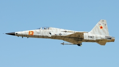 Photo ID 181085 by Brandon Thetford. USA Navy Northrop F 5N Tiger II, 761552