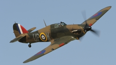 Photo ID 180942 by rinze de vries. Private Hurricane Heritage Hawker Hurricane I, G HUPW